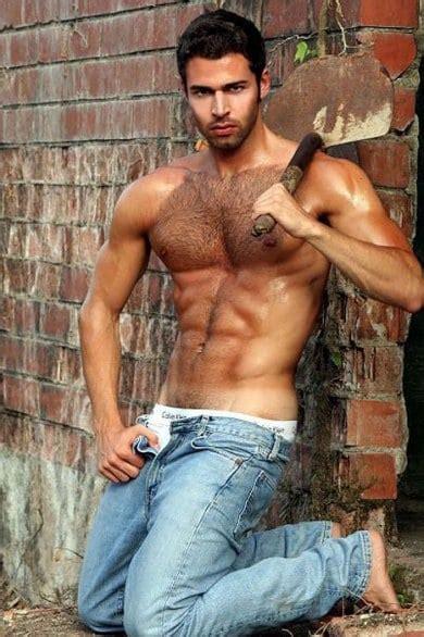 Gay hot macho men