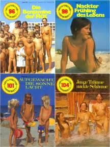 , Sonnenfreunde Sonderheft Magazines, Vintage Naturist Magazines