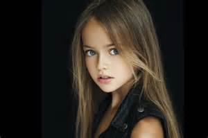 Is 9YearOld Russian Model Kristina Pimenova Too Sexualized?  The