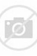 Model Baju Gamis Muslim Buat Pesta Bahan Satin Kombinasi Dengan Brokat ...