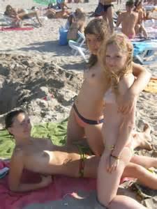 Nudist Girls Pageant U0026middot Russian Nudist Girls At Beach