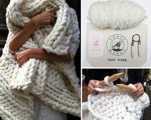 Tricoter Un Plaid En Grosse Laine : tricoter un plaid en grosse laine i love tricot ~ Melissatoandfro.com Idées de Décoration