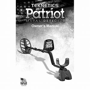 Teknetics Patriot User Guide