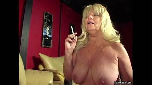 Breasty Milf Shares Little Prick With Cassidy #Big #Titted #Smoking #Granny #Sucks #Hard #Cock