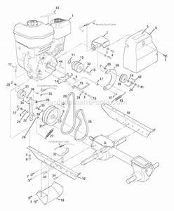 Montgomery Ward Tiller Belt Diagram