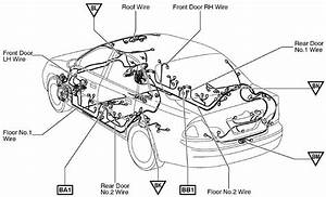 Toyota Avalon Electrical Diagram  U2013 Circuit Wiring Diagrams