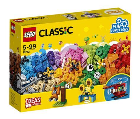 10712 LEGO® Classic Klucīši un mehānismi, no 5 līdz 99 ...