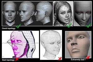 Face Topology Tips        Thundercloud