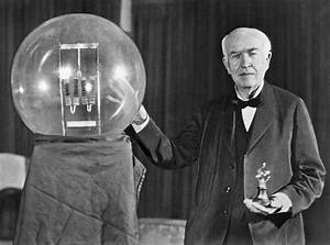 Industrial Edison Lights Top American Inventors Of The Industrial Revolution