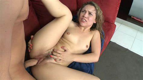 Small Breasty Stepdaddy Stuffed With Penis