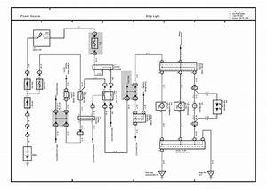2003 Toyota 4 Runner Radio Wiring Diagram
