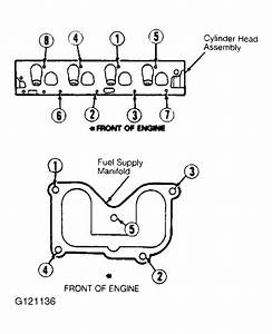 Steps On How To Install Intake Manifold And Exhaust Manifold