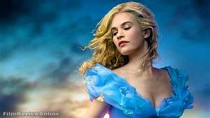Cinderella - Lily James in main Trailer and video interviews