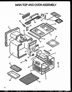 Modern Maid Phu201uww  P1130714nw Gas Range Parts