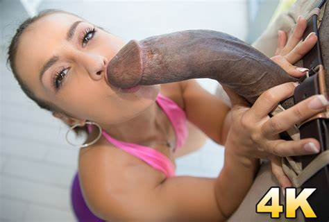 Young Pornstar Spermed By Bbc