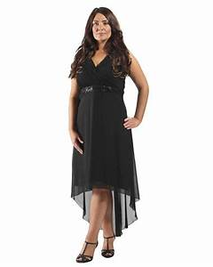 robe asymetrique femme ronde sur http larobelonguefr With robe de cocktail pour femme ronde