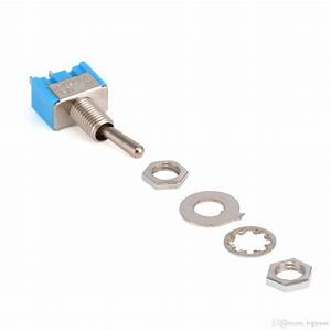 2020 Mts 101 2 Pin Spst Switch On Off 2 Position 6a 250v