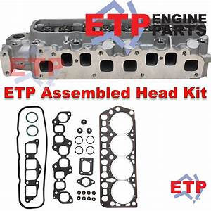 Etp U0026 39 S Assembled Cylinder Head Kit For Toyota 2 2l Petrol