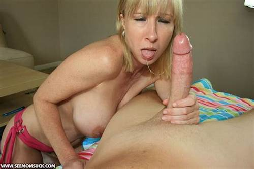 Penis Mom Stepmom Ejaculation Grey Haired Sucking #See #Mom #Suck