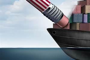 Us Trade Deficit Chart 2018 Us Trade Deficit Narrows In November Money Markets