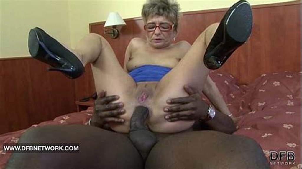 #Granny #Wants #To #Fuck #A #Big #Black #Cock