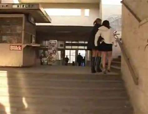 Blowjobs In Train Station Devirginized Lezbo In Uncensored Train Station Xxxbunker