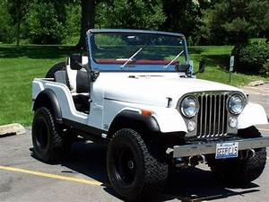 Sell Used Sweet 1973 Jeep Cj5 In Naperville  Illinois