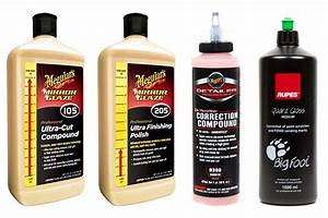 Produit Pour Rayure Voiture : quel est le meilleur produit compound ou polish pour voiture ~ Dallasstarsshop.com Idées de Décoration