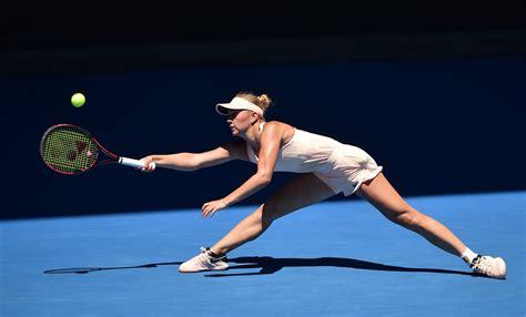 Marta Kostyuk, 15, Reaches 3rd Round of Australian Open ...