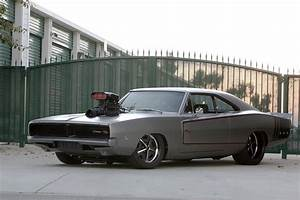 Pro Street 1970 Dodge Charger R  T
