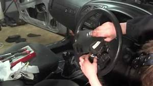 Citroen Xsara Steering Wheel Controls  Airbag Removal And