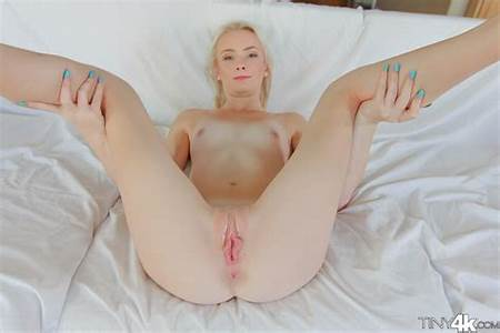 Tiny Blonde Teen Nude