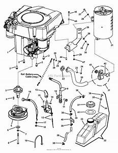 Craftsman 20 Hp Engine Diagram
