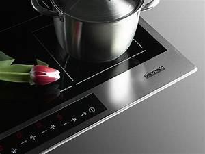 Cadre Inox Pour Plaque Vitroceramique : choisir des plaques de cuisson galerie photos d 39 article ~ Premium-room.com Idées de Décoration