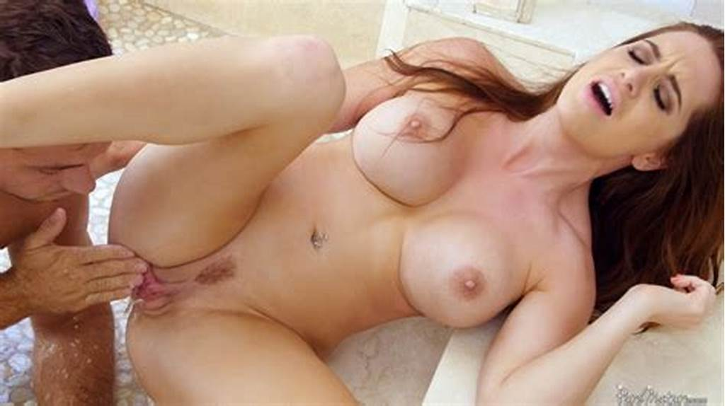 #Hot #Redhead #Veronica #Vain'S #Big #Fake #Tits #Get #Her #Horny