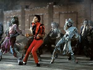 Michael Jackson's 'Thriller' Becomes First Album To Go 30x ...