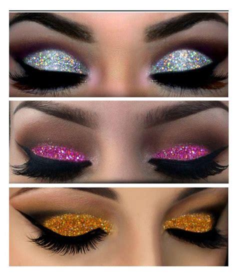 SFR 10 Colors Amazing Glitter Eye Shadow Gel Colours 18 gm ...
