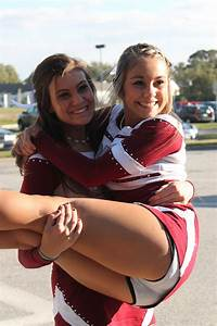 Hottest, High, School, Cheerleaders