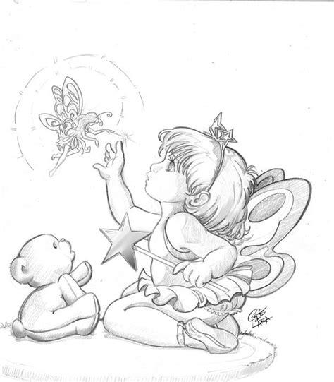 607x693 Little Fairy by crisdelarastudio on deviantART