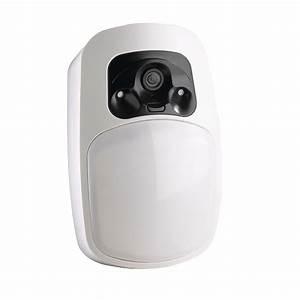 Detecteur De Passage Sans Fil : d tecteur de mouvement bi lentille vid o radio tyxal ~ Dailycaller-alerts.com Idées de Décoration