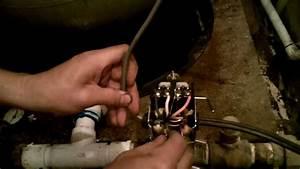 Water Pressure Switch Repair Job