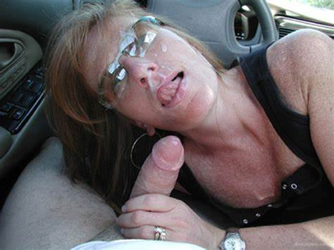 Spunk On Her Cuffed Face Crazy Foxy Celebrity Splattered With Sperm All Over Her Face