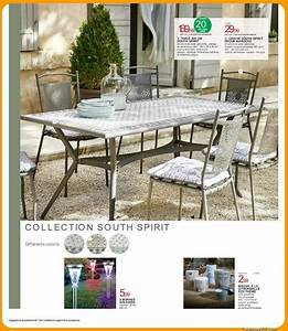 Awesome table de jardin ronde intermarche ideas awesome for Table pliante de jardin leroy merlin 13 intermarche mobilier de jardin e6 cataloguespromo