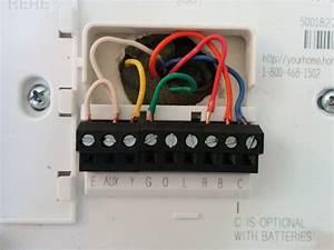 Unique Honeywell Smart Thermostat Wiring Diagram  Diagram