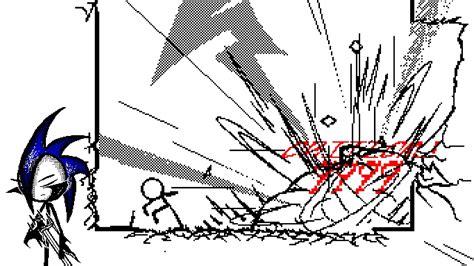 RUSHED Flipnote Animation