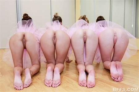 Nude Teen Ballerinas