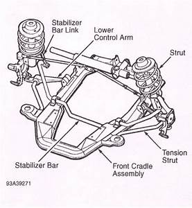 I Need A Suspendion Diagram For A 1996 Dodge Intrepid For