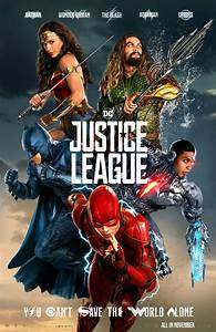 """Poster for """"Justice League""""   FilmWonk"""
