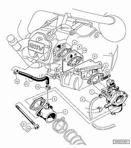 Club Car Ds Parts Manual
