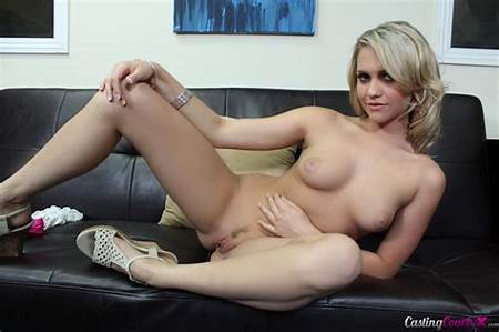 On Teen Couch Nude